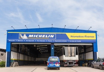 Michelin inauguró un truck center en Córdoba