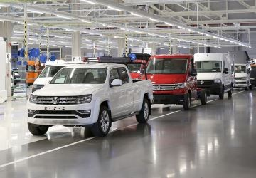 Volkswagen y Ford exploran una alianza global