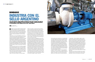 Industria con el sello argentino